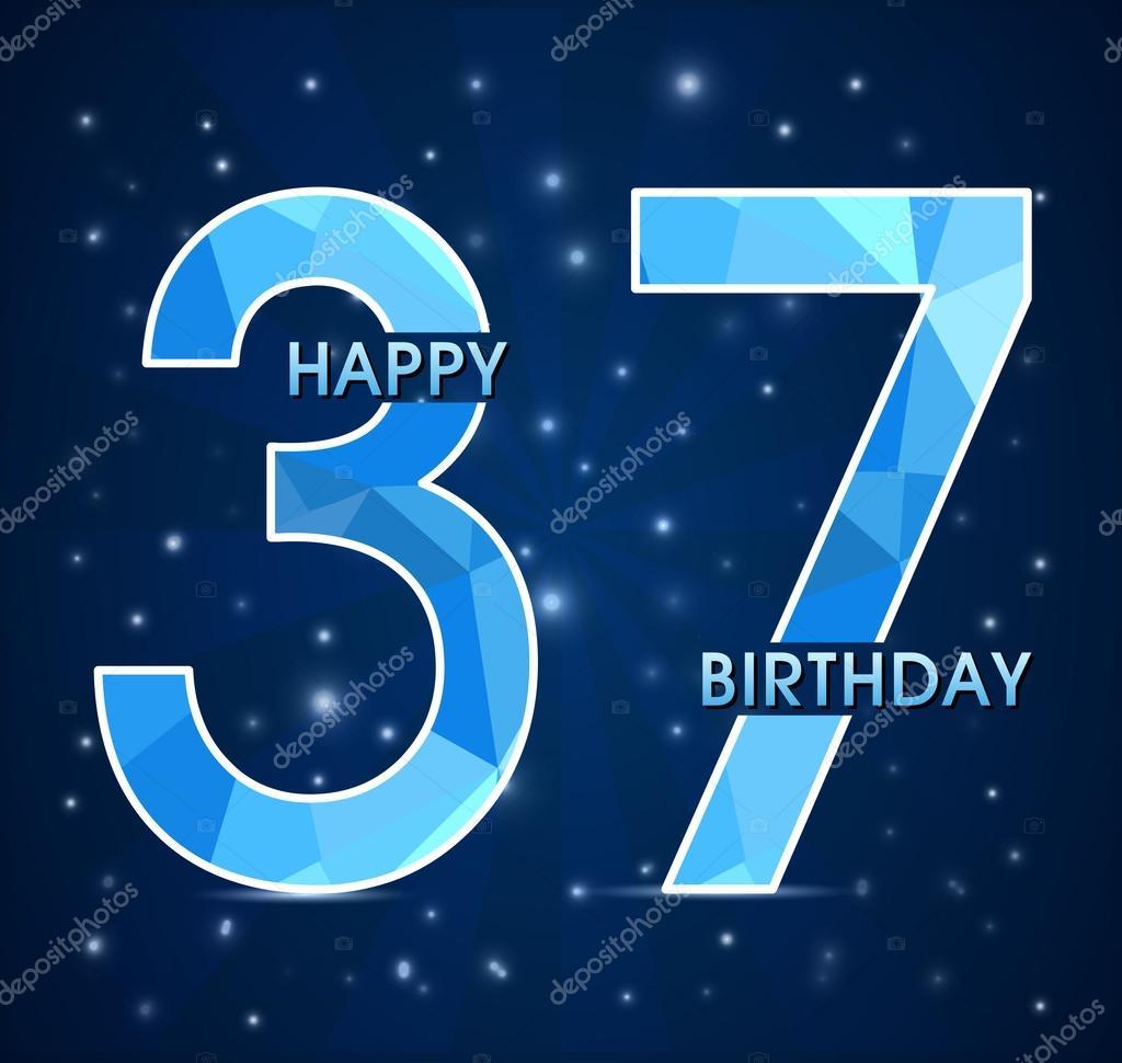 Поздравления днем рождения сыну 37 лет