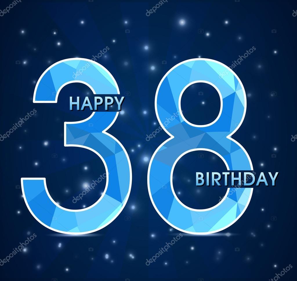 Поздравления с днем рождения 38 лет сыну