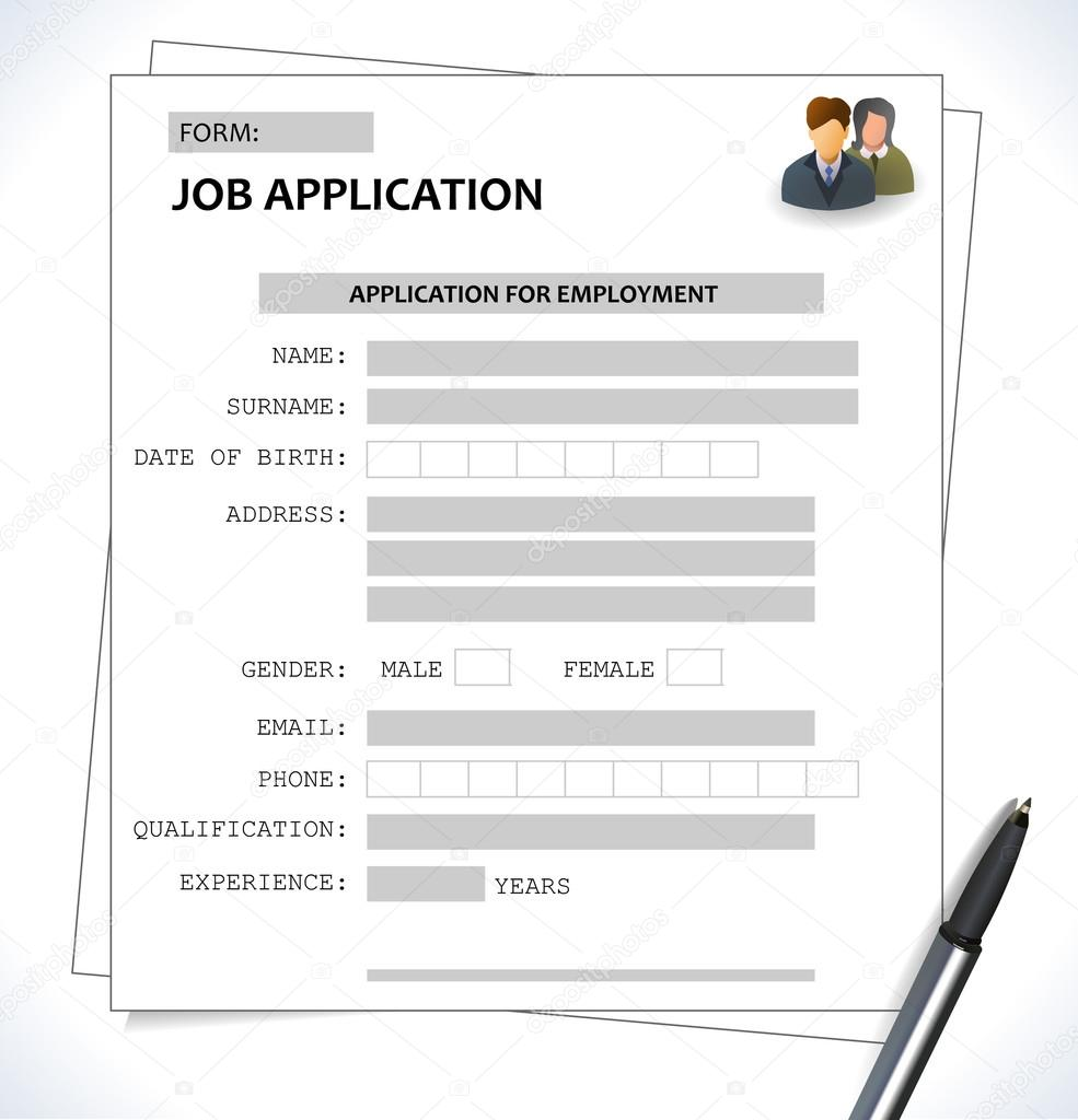 mini st cv resume template job application form vector created vector info graphics in eps10 format vector by atulvermabhai