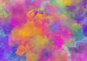 Grunge Watercolor Background — Stock Photo