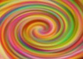 Pano de fundo macio espiral — Fotografia Stock
