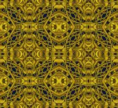 Luxury Golden Seamless Pattern — Stok fotoğraf
