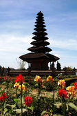 Bali - Water temple - Pura Ulun Danu Bratan — Fotografia Stock