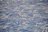 Kayak pisti — Stok fotoğraf