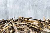 Scape of wood texture background — Stock Photo