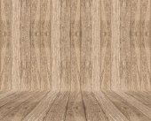 Holzzimmer Hintergrund — Stockfoto