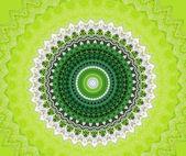 Abstract light Kaleidoscope, — Stock Photo