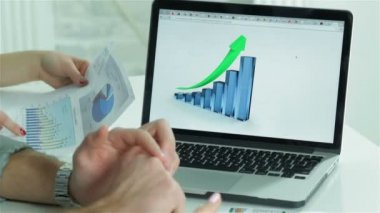 Meeting for process optimization — Stockvideo