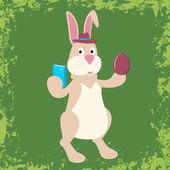 Happy Easter theme. — Stock Vector