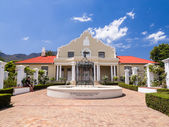 Town hall in Franschhoek — Stock Photo