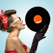 The vinyl desire. — Stock Photo #73488845