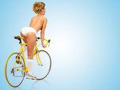 Erotic race. — Stock Photo