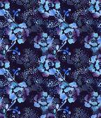 Decorative flower pattern — Stock Photo
