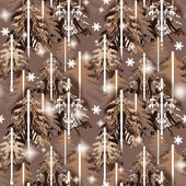 Brown    forest  pattern — Stock Photo