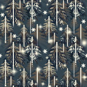 Gray  forest  pattern — Stock Photo