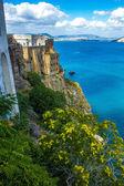 Procida piękna włoska wyspa — Zdjęcie stockowe