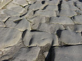 Architectonic particulars of roman ruins — Foto de Stock