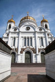 Church of Christ the Savior — Stock Photo