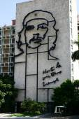 Memorial to Che Guevara — Foto de Stock