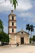 Catholic church  in Cuba — Stock Photo