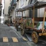 Traditional sicilian cart — Stock Photo #62244349
