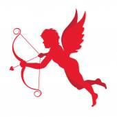 Cupido vector — Stock Vector
