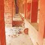 Massive Fatehpur Sikri fort and complex Uttar Pradesh India — Stock Photo #60113177