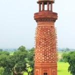 Massive Fatehpur Sikri fort and complex Uttar Pradesh India — Stock Photo #60113339