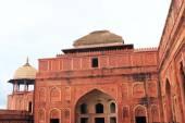Agra  red Fort, Uttar Pradesh, India — Stock Photo