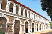 Red fort delhi india — Stock Photo