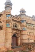 The stunning 8th-century Gwalior fort Madhya Pradesh  India — Stock Photo