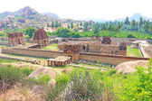 Astounding and huge Hampi  UNESCO World Heritage Site Karnataka — Stock Photo