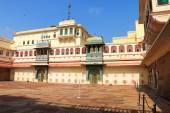 City Palace, Jaipur, Rajasthan, India — Foto Stock
