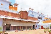 Kota palace and fort india — Stock Photo