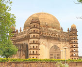 Gol gumbaz palace and  mausoleum bijapur Karnataka india — Stock Photo