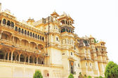 City palace udaipur rajasthan india — Stock Photo