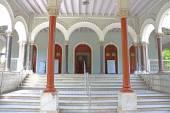 Aga Khan Palace pune tamil nadu india — Stock Photo