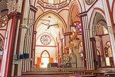 Sacred Heart Church ponducherry tamil nadu india — Fotografia Stock