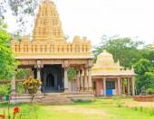 Maharaja van monument en graf mysore karnataka india — Stockfoto