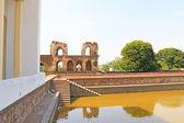 Aincent arches water tanks and ruins bijapur Karnataka india — Stok fotoğraf