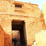 Fort gate jaisalmer india — Stock Photo #61671017