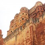 Постер, плакат: Magical Mehrangarh Fort Jodhpur Rajasthan india