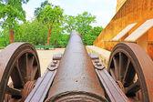 Enchanting Nahargarh fort jaipur rajasthan india — ストック写真