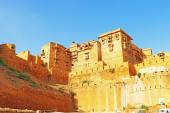 Hypnotic Jaisalmer golden fort,rajasthan, india — Stock Photo