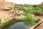 Magiska Mehrangarh Fort, Jodhpur, Rajasthan, Indien — Stockfoto