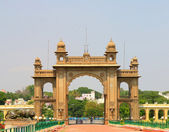Mysore Palace Karnataka india — Stock Photo