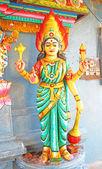 красочная святыня и храм индия — Стоковое фото