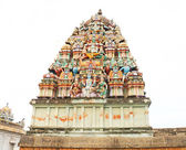 Massive ancient temple complex chidabaram tamil nadu india — Stock Photo
