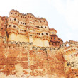 Magical Mehrangarh Fort, Jodhpur, Rajasthan,india — Stock Photo #62304877