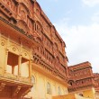 Magical Mehrangarh Fort, Jodhpur, Rajasthan,india — Stock Photo #62305421